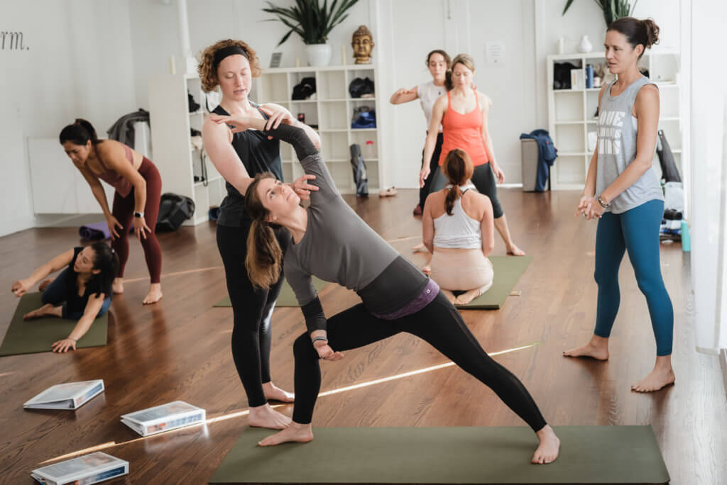 The Pad Studios 200 hour Yoga Teacher Training