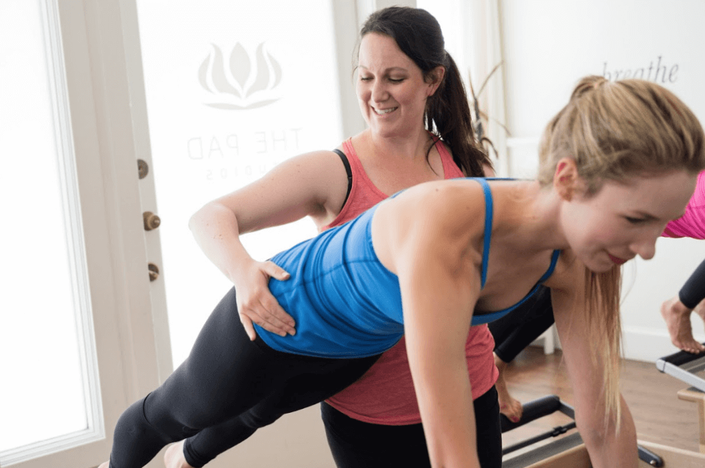 The Pad Studios Pilates Teacher Training